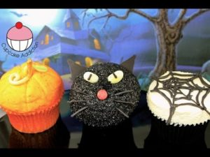 THREE Easy Halloween Cupcakes AND a great Recipe