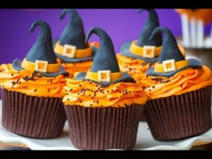 Top Ten Halloween Cupcakes