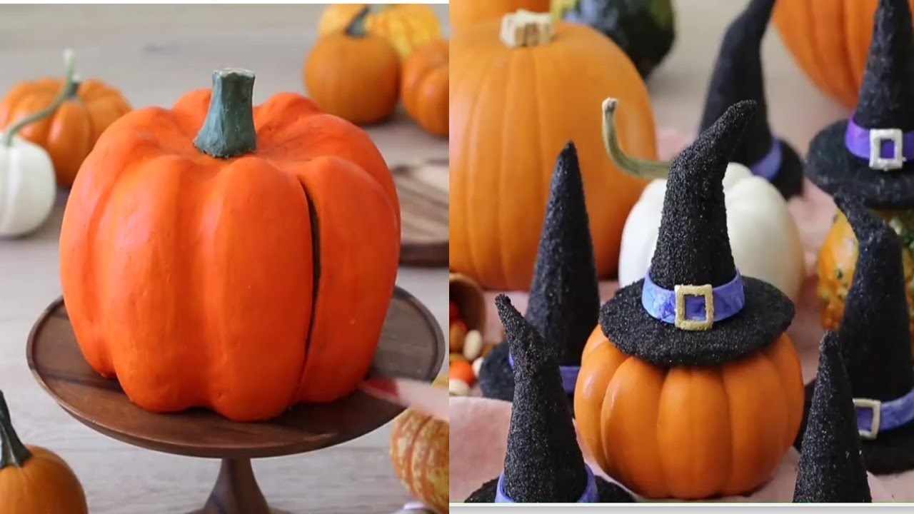 Halloween Cakes And Cupcakes Decorating Compilation
