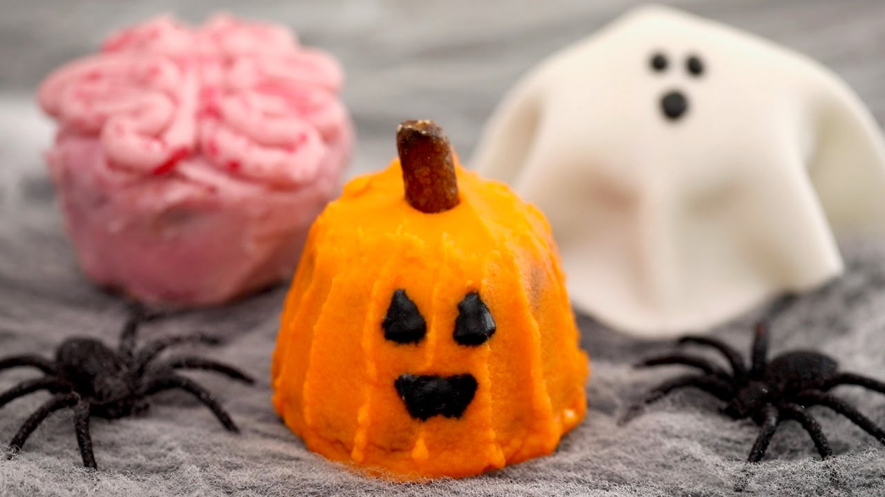 Halloween Cupcakes: 3 Easy Decorating Ideas