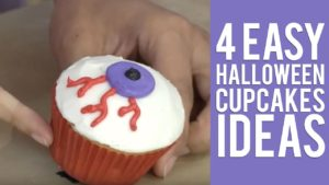 4 Easy Halloween Cupcakes Ideas from Wilton