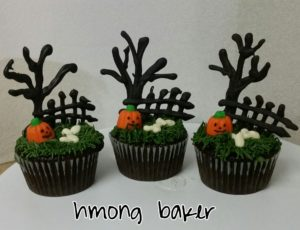 HALLOWEEN CUPCAKES. Cake Decorating