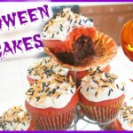 Easy and Cheap HALLOWEEN Cupcakes!